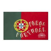 DRAPEAU - BANDEROLE NATIONS OF FOOTBALL Drapeau Supporter Portugal FTL