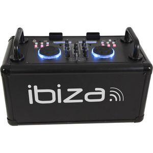 ENCEINTE ET RETOUR IBIZA SOUND DANCE-PARTY - Système de sonorisation