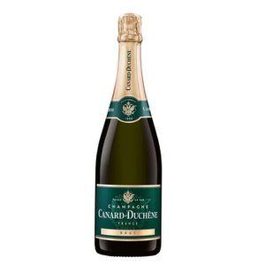 CHAMPAGNE Champagne Canard-Duchêne Brut - 75 cl