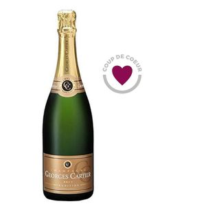 CHAMPAGNE Champagne Georges Cartier Brut Tradition x1