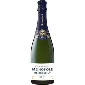 CHAMPAGNE Champagne Heidsieck Monopole Brut 75cl