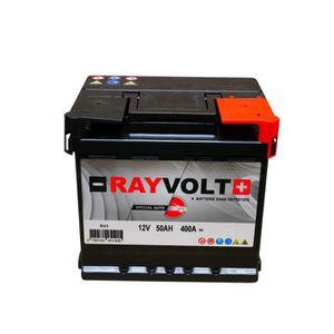BATTERIE VÉHICULE Batterie auto RAYVOLT RV1 50AH 400A