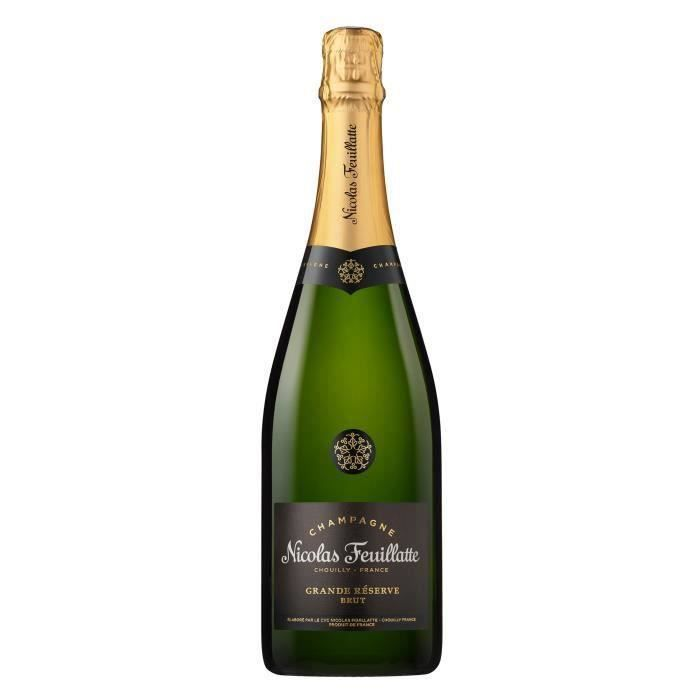 CHAMPAGNE Champagne Nicolas Feuillatte Grande Réserve Brut 7