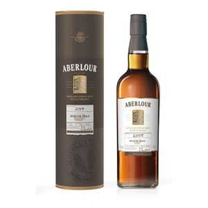 WHISKY BOURBON SCOTCH Whisky Aberlour White Oak millésimé - Highland Sin