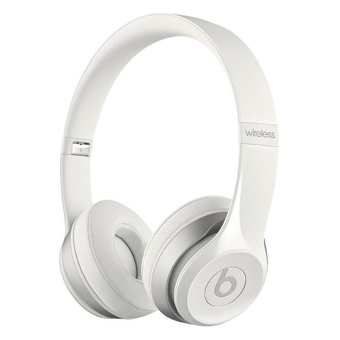 beats solo 2 wireless casque audio bluetooth blanc casque couteurs avis et prix pas cher. Black Bedroom Furniture Sets. Home Design Ideas