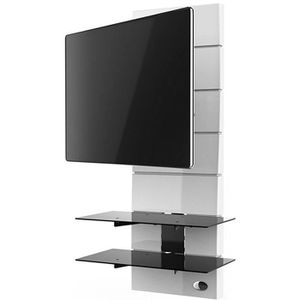 meuble tv enceinte integre achat vente pas cher. Black Bedroom Furniture Sets. Home Design Ideas