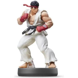 FIGURINE DE JEU Figurine Amiibo Ryu Collection Super Smash Bros N°