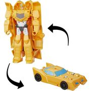 FIGURINE - PERSONNAGE TRANSFORMERS 1 Etape Bumblebee 18cm
