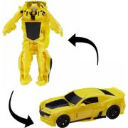 FIGURINE - PERSONNAGE TRANSFORMERS Turbo Changers Bumblebee