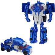 FIGURINE - PERSONNAGE TRANSFORMERS Turbo Changers Optimus Prime