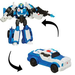 FIGURINE - PERSONNAGE TRANSFORMERS Robots in Disguise - STRONGARM - Robo