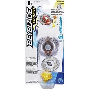 TOUPIE - LANCEUR BEYBLADE BURST - Toupie Single Top MINOBOROS