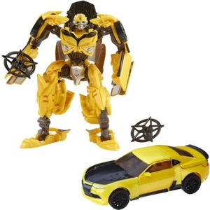 FIGURINE - PERSONNAGE TRANSFORMERS The Last Knight - BUMBLEBEE Premier E