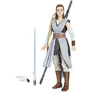 FIGURINE - PERSONNAGE STAR WARS BLACK SERIES - Rey - Figurine 15Cm