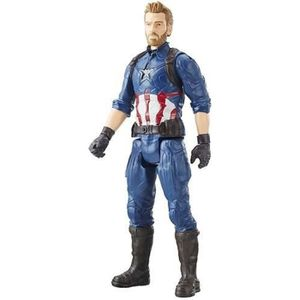 FIGURINE - PERSONNAGE AVENGERS INFINITY WAR - Captain America - Figurine