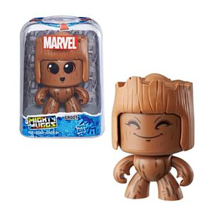 FIGURINE - PERSONNAGE MIGHTY MUGGS MARVEL - GROOT - Figurine 15cm