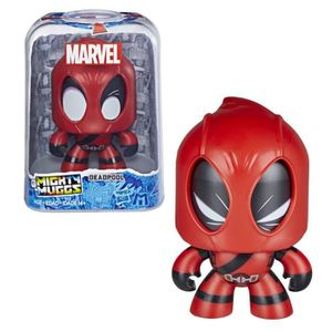 FIGURINE - PERSONNAGE MIGHTY MUGGS MARVEL - DEADPOOL - Figurine 15cm