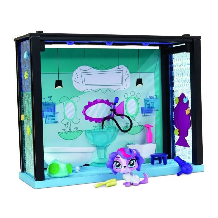 littlest petshop mini salle de bain 1 petshop achat. Black Bedroom Furniture Sets. Home Design Ideas