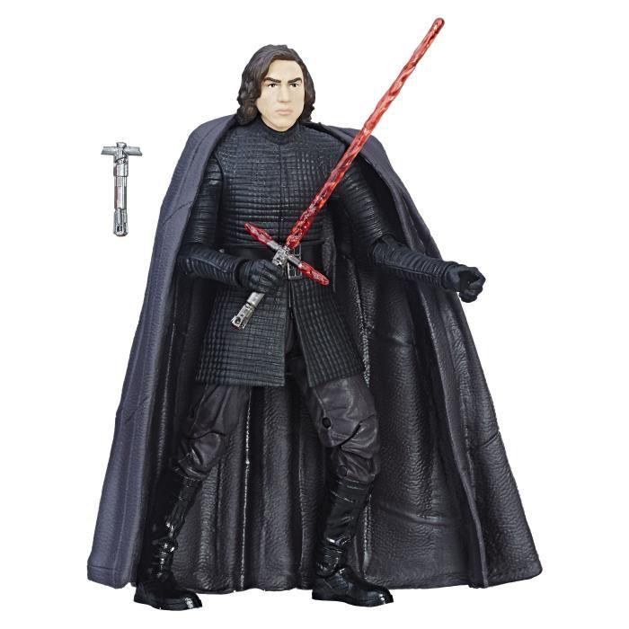 FIGURINE - PERSONNAGE STAR WARS BLACK SERIES - Kylo Ren - Figurine 15Cm