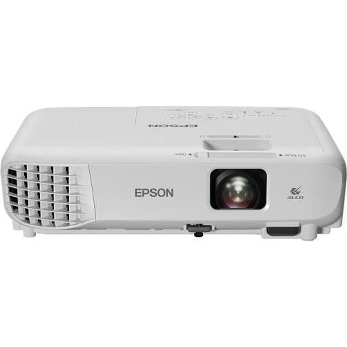 Vidéoprojecteur EPSON EB-S05 Vidéoprojecteur 3LCD - SVGA 800x600 -