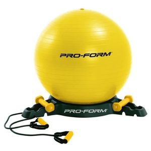 BALLON SUISSE-GYM BALL PRO-FORM Kit Antiburst Gymball