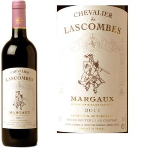 VIN ROUGE Chevalier Lascombes Margaux 2011 - Vin Rouge