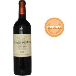 VIN ROUGE Château Marquis de Mons 2012 Margaux - Vin rouge d