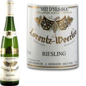 VIN BLANC Lorentz Alsace Riesling Reserve 2015  vin blanc