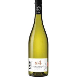 VIN BLANC UBY N°4 Gros et Petit Manseng - Vin blanc des Côte