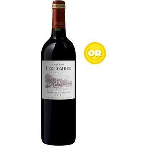 VIN ROUGE Château Les Combes 2014 Bordeaux Superieur - Vin r