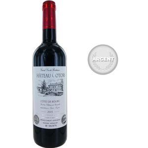 VIN ROUGE Château Cotors 2015 Côtes de Bourg - Vin rouge de