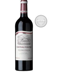 VIN ROUGE Château Fonties 2015 Corbières - Vin rouge du Lang