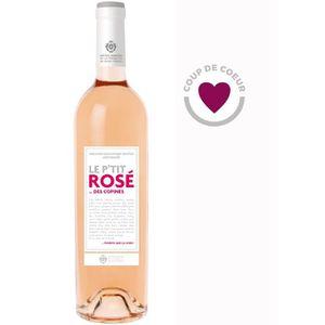VIN ROSÉ Le P'tit Rosé des Copines 2018 Méditerranée - Vin