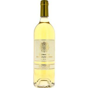 VIN BLANC Domaine de Coussères 2016 Sauternes - Vin blanc du