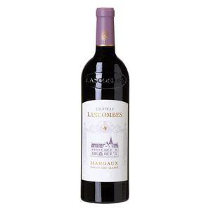 VIN ROUGE Château Lascombes 2016 Margaux - Vin rouge de Bord
