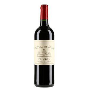 VIN ROUGE Château de Sales 2016  Pomerol - Vin Rouge du Bord