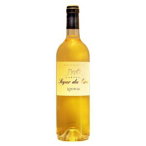 VIN BLANC Château Ségur du Cros 2016 Loupiac - Vin blanc de