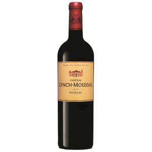 VIN ROUGE Château Lynch Moussas 2017 Pauillac - Vin rouge de