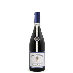 VIN ROUGE Grand Conseiller Pinot Noir 2017 Vin de France
