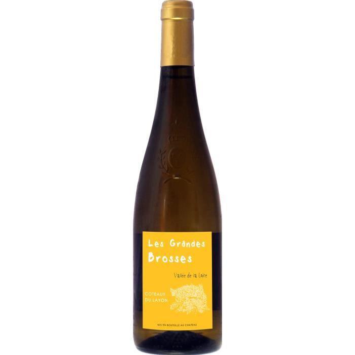 VIN BLANC Les Grandes Brosses 2017 Coteaux du Layon - Vin bl