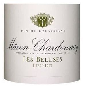 VIN BLANC Cave de Lugny 2017 Mâcon-Chardonnay Les Béluses -