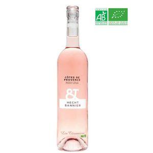 VIN ROSÉ Hecht-Bannier 2018 Côtes de Provence-les Citronnie