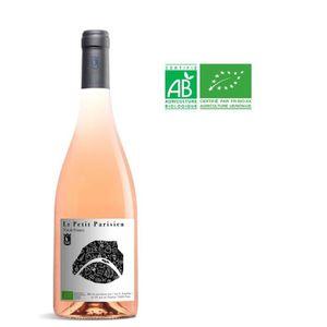 VIN ROSÉ Les Vignerons Parisiens Le Petit Parisien 2018 Vin