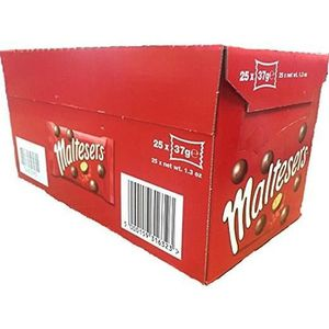 BONBONS ACIDULÉS MALTESERS Pack sachets de bonbons au chocolat au l