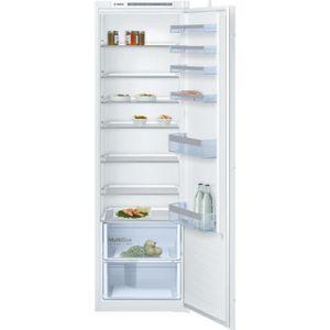 RÉFRIGÉRATEUR CLASSIQUE BOSCH KIR81VS30 - Réfrigérateur 1 porte encastrabl