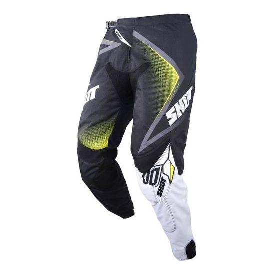 Noir Mixte Adulte Pantalon imperm/éable de pluie Basic HOCK