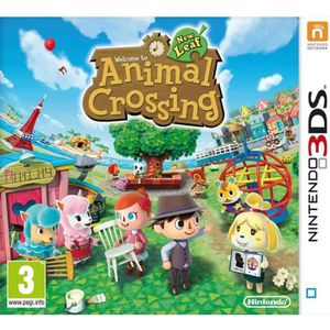 JEU 3DS Animal Crossing New Leaf Jeu 3DS