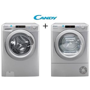 LAVE-LINGE Pack lavage CANDY-CS1292DS3S - Lave-linge frontal