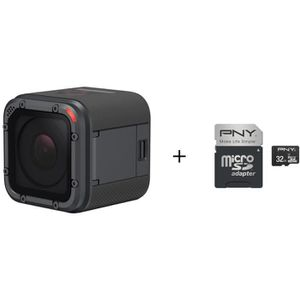 PACK CAMERA SPORT Pack GOPRO HERO 5 Session Caméra de sport + Carte
