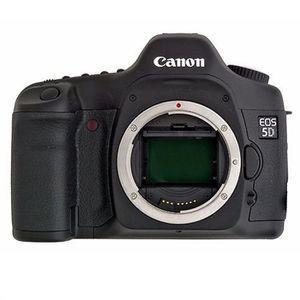 APPAREIL PHOTO RÉFLEX Canon EOS 5D (boîtier nu)